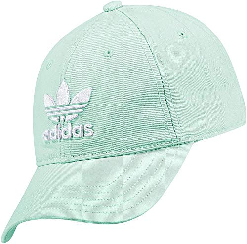 adidas Mint Cappellino bianco Trefoil misto Light rnrq4gW
