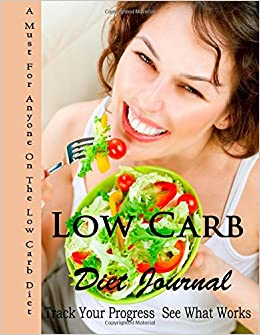 Book Low Carb Diet Journal