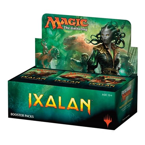 Magic the Gathering: Ixalan Booster Display Box Draft Box