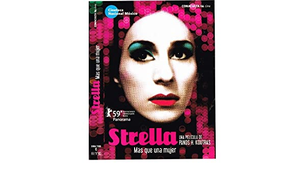Amazon.com: STRELLA (PANOS H. KOUTRAS) [NTSC/REGION 4 DVD. Import-Latin America]: Movies & TV