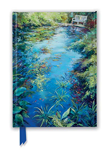 Nel Whatmore: Beautiful Reflections (Foiled Journal) (Flame Tree Notebooks)