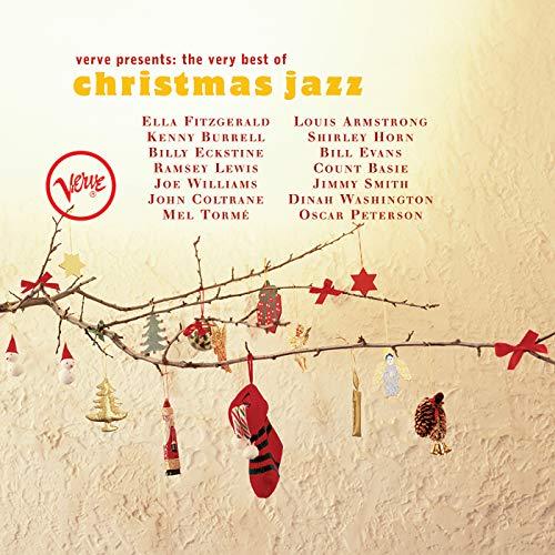 Verve Presents: The Very Best of Christmas Jazz (Best Jazz Christmas Music)