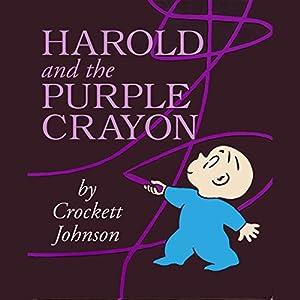 Harold & the Purple Crayon Audiobook