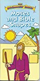 img - for Moses and Bible Shapes book / textbook / text book