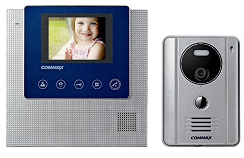 "Commax Technologies 3.5"" Hands-free Videophone with Door ..."