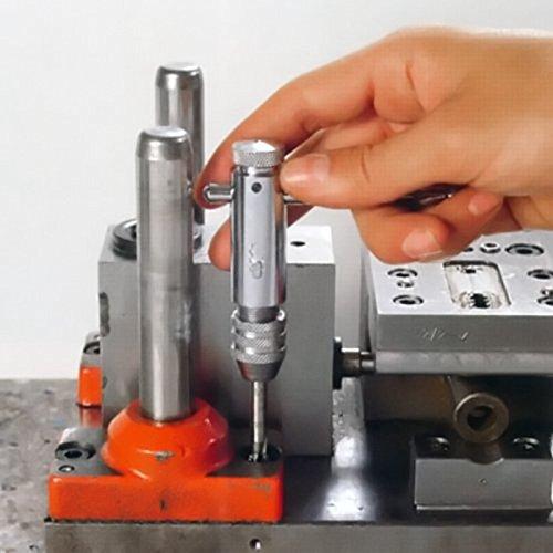 8/mm en T Cliquet robinet Cl/é M3-M8/Filetage m/étrique Main robinet r/églable 3