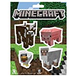 Minecraft Animals Sticker Pack