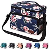 Best Lunch Bag For Adults - Leakproof Reusable Insulated Cooler Lunch Bag - Office Review