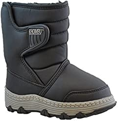 Khombu Neptune Boys and Girls Snow Boot