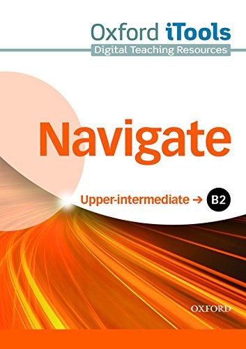 Navigate: B2 Upper-Intermediate: iTools: Your Direct Route to English (Direct Route Dvd)