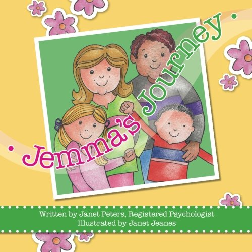 Jemma's Journey: This thoughtfully written and illustrated book, was authored by a psychologist, to help children who ha