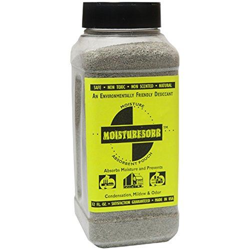 MOISTURESORB Eco Moisture Eliminator 1 mm Desiccant Granules