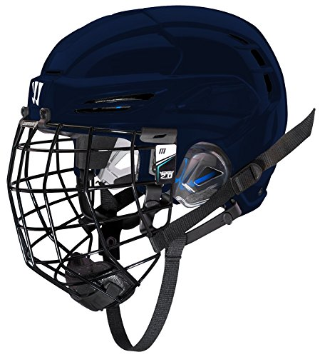 WARRIOR PXPHC6 Ice Hockey Players Helmet, Navy, Small -