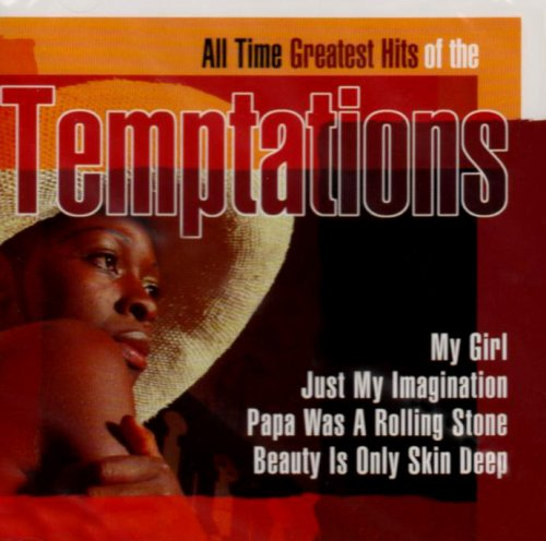 All Time Greatest Hits of [Audio CD] Temptations