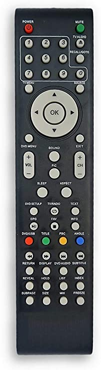 Ersatz Fernbedienung Für Tv Dyon Alpha 26 Dyon Sigma Elektronik