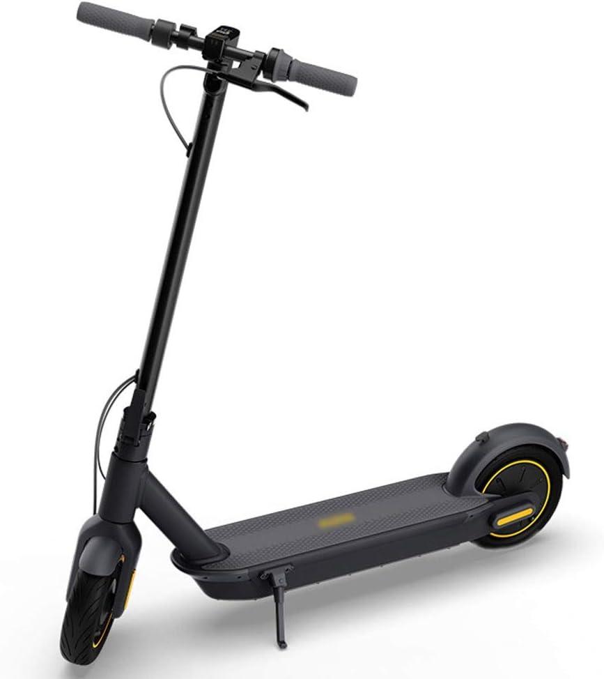 MQQ Plegables portátiles de Kick Scooter eléctrico, hasta 40.4 Millas de Largo Alcance de la batería, Velocidad máxima de 18,6 Millas por Hora, el Equilibrio del Coche eléctrico del Coche