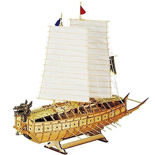 "1/65 Scale Turtle Ship ""Korean Warship"" Keo-book-sun"