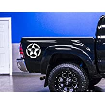 2 X Decal sticker kit compatible with TOYOTA TACOMA TUNDRA