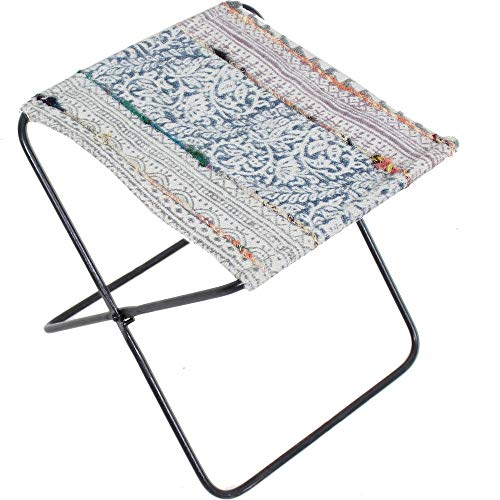 Ren-Wil CHA050 Stool, Small, Multicolored