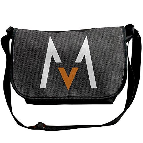 amurder-personalized-rock-pop-maroon-5-logo-messenger-shoulder-bag-black