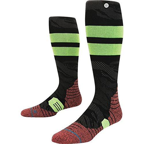 Stance Men's Cahuilla Socks Black L