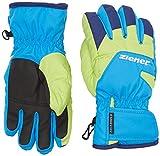 Ziener As Lizzard Gloves Ski Gloves Lizzard As Glove Junior