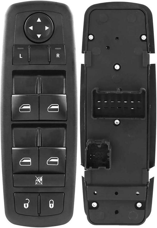 KSTE Avant gauche /électrique principale l/ève-vitre /électrique Commutateur for Dodge Grand Caravan Chrysler Jeep 68039999AA