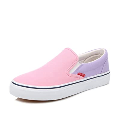 Students Leisure Canvas Shoes/Slip-on Shoes/Flat-bottom Shoes
