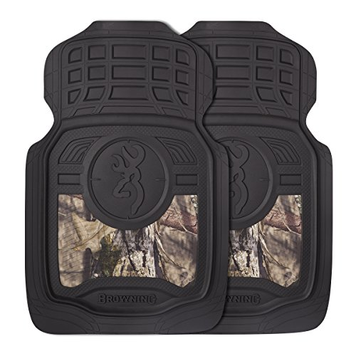 Browning Front Floor Mat Set Mossy Oak Country 2Piece Mos...