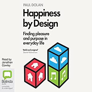 Happiness by Design Audiobook