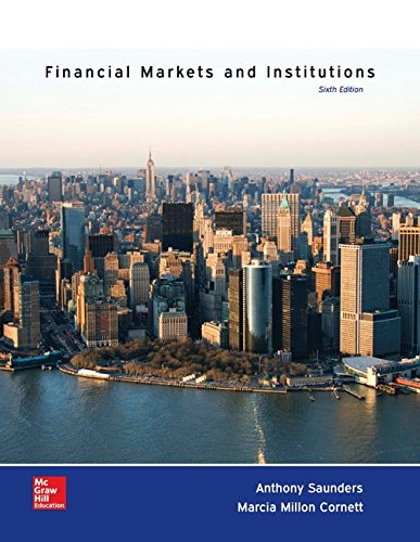 77861663 - Financial Markets and Institutions (The Mcgraw-Hill / Irwin Series in Finance, Insurance and Real Estate)