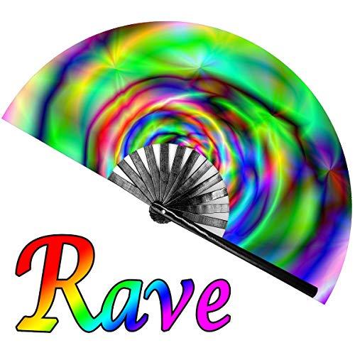 neon decorative fan - 3