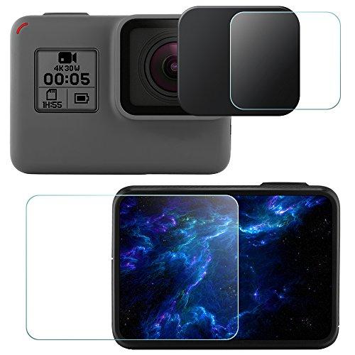 Lens & Screen Protectors for GoPro Hero5 Black