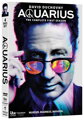 DVD : Aquarius: The Complete First Season (Boxed Set, 4 Disc)