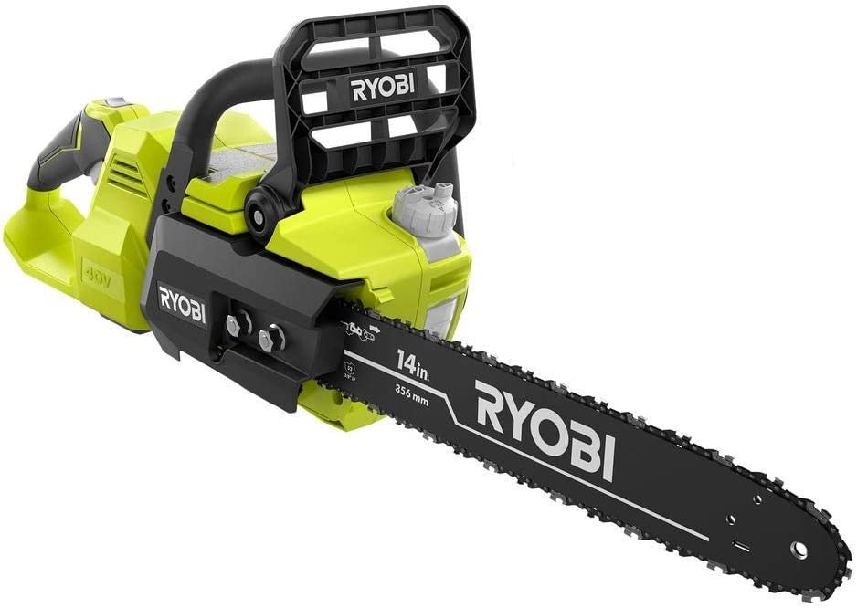 Best Cordless Chainsaw in 2021: Reviews & Buying Guide 10