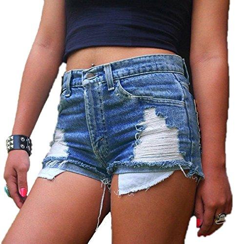 womens-juniors-distressed-cut-off-ripped-jean-shorts-high-waisted-denim-shorts-m-denim-blue