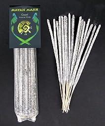 Mayan White Copal Incense Sticks