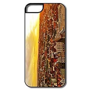 Custom Make Funny Non-Slip Plzen Czech Republic IPhone 5/5s Case For Team by icecream design