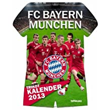 FC Bayern München Trikotkalender 2013