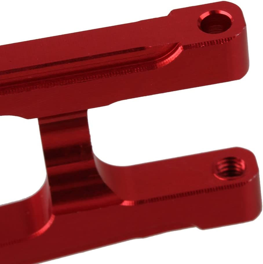 2 x Red SLA007 Front /& Rear Suspension Arms for TRAXXAS /& HQ727 RC Short Truck