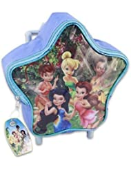 Disney Fairies Star Shaped Mini Roller Backpack