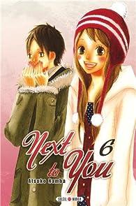 Next to you, tome 6 par Atsuko Namba