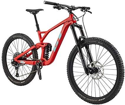 GT Force Al Elite Bicicleta Ciclismo, Adultos Unisex, Rojo (Rojo ...