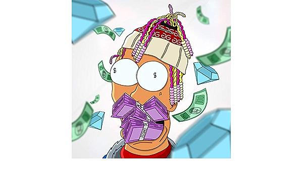Ich bin reich lil lano