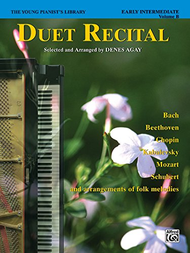 The Young Pianist's Library, Bk 6B: Duet Recital Book