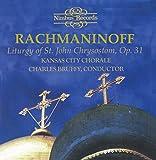 Image of Rakhmaninov: Liturgy of St. John Chrysostom, Op. 31