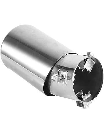 ZXYAN Black Whistle Abblaseventil Turbo Sound Whistle Auspuffrohr f/ür Auto Motorrad