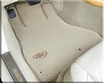 GGBAILEY D3336A-F1A-GY-LP Custom Fit Car Mats for 2003 2005 2006 2007 2008 Jaguar S-Type Grey Loop Driver /& Passenger Floor 2004