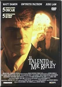 El talento de Mr. Ripley [DVD]