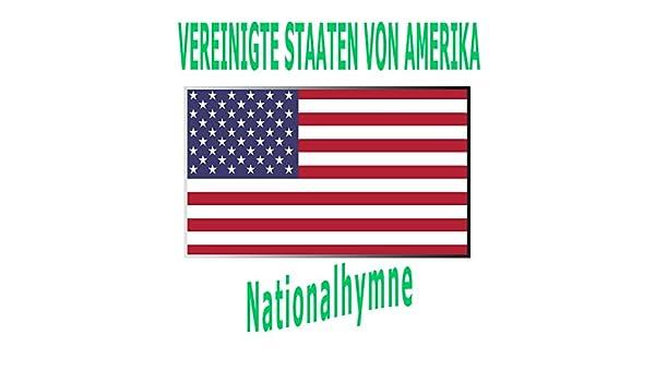 Vereinigte Staaten Von Amerika The Star Spangled Banner